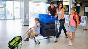 viajes de vacaciones con niños