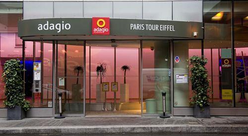Adagio Aparthotel Paris apartamentos vacaciones baratos