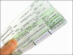Billete de viajes 2x1