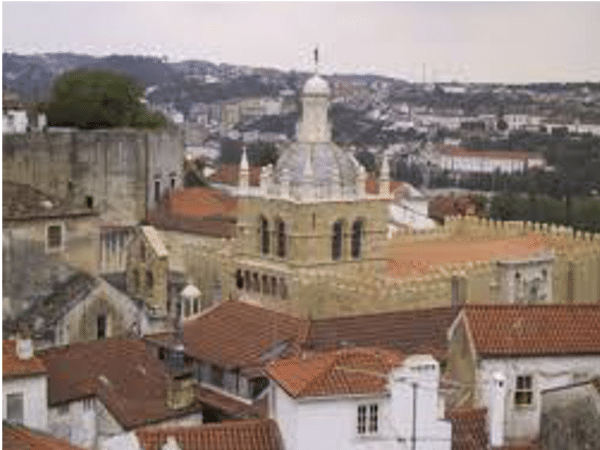 Vacaciones Portugal Coimbra
