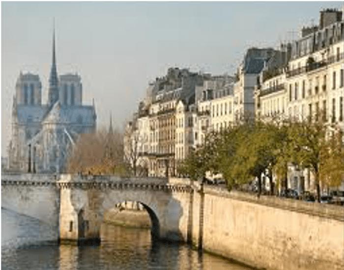 Viajes a Paris Ile St Louis