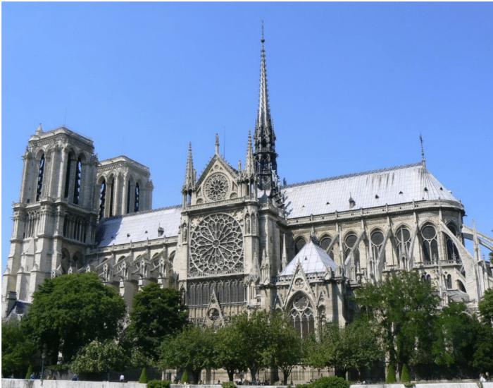 Viajes a Paris La Catedral de Notre Dame