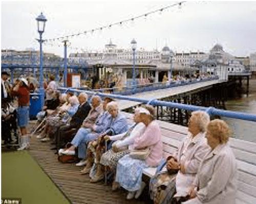 vacaciones mayores de 55 años
