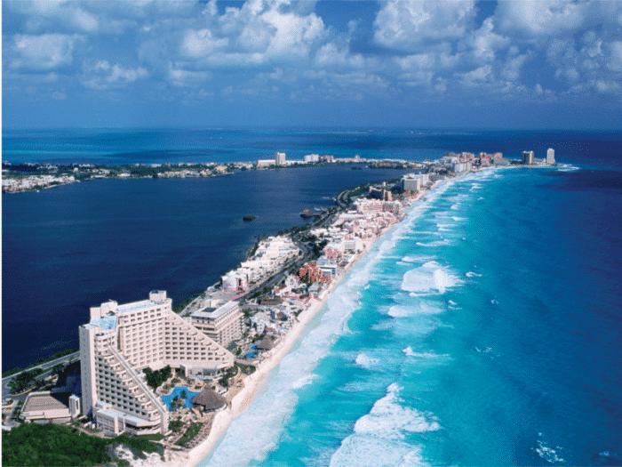Viajes a cancun baratos
