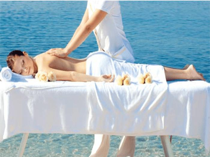 Turismo de salud en la playa