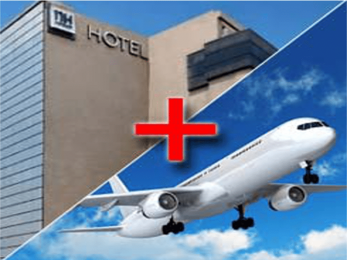 paquetes de viajes economicos vuelos + hotel