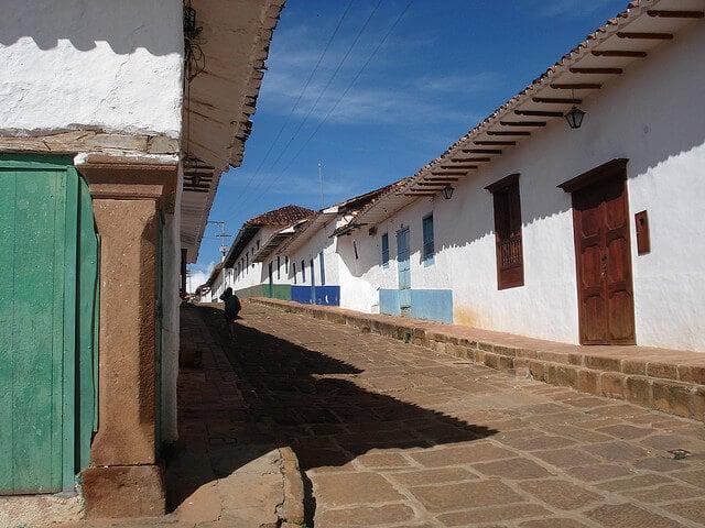 Un pueblo muy calmado y antiguo