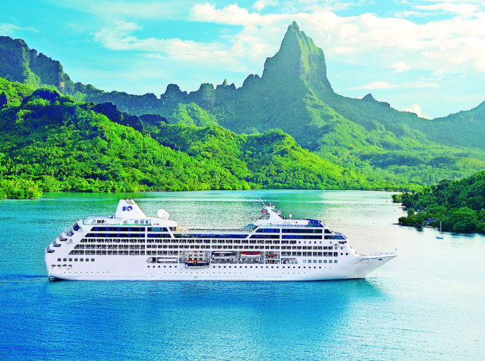 POLYNESIA Princess Cruises