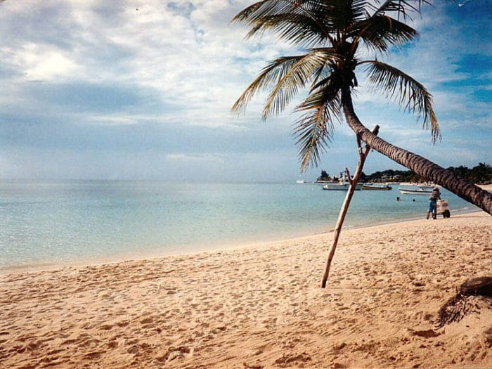 Hermosas playas en Honduras
