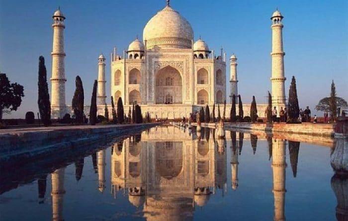 Visitar el Taj Mahal es posible