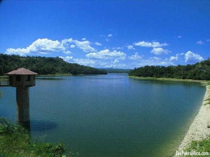 La serenidad del lago es su mayor atractivo
