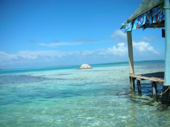 Insólito paisaje que disfrutarás en Los Roques, Venezuela