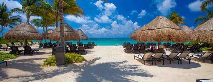 Parte de la belleza que envuelve Playa del Carmen en la Riviera Maya