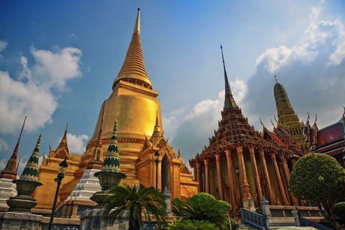 Templo Wat Arun, uno de las tantas atracciones de Bangkok