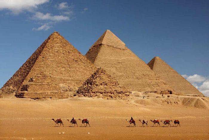 Toda la historia de Egipto está más cerca de lo que crees