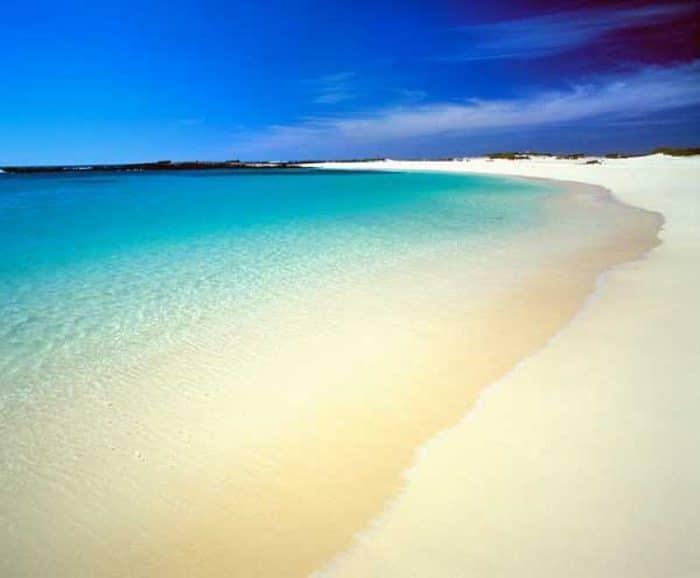 Una de las múltiples líneas costeras de Fuerteventura