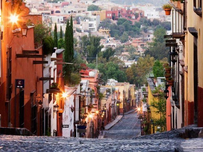 Encanto colonial de San Miguel de Allende