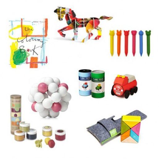 Escoge una gama atractiva de juguetes fáciles de cargar