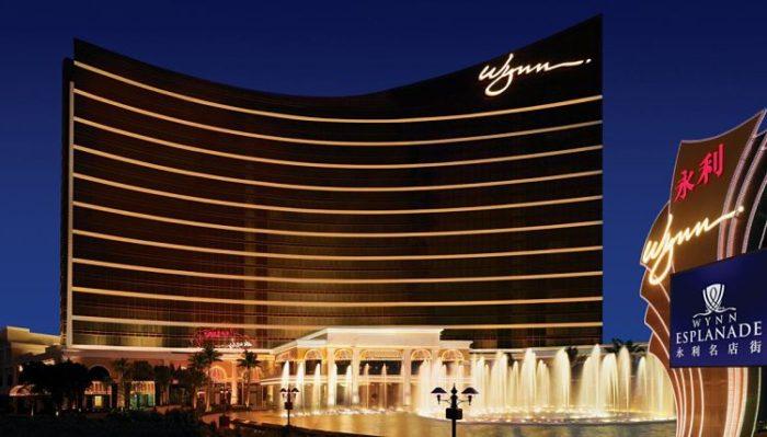LAs modernas instalaciones del Wynn Macao Casino