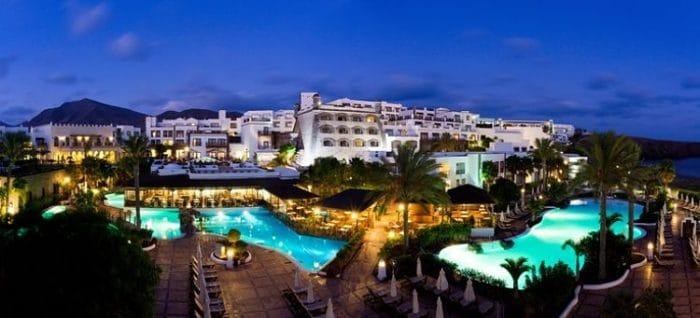 Hermosa vista del Hotel Dream Gran Castillo