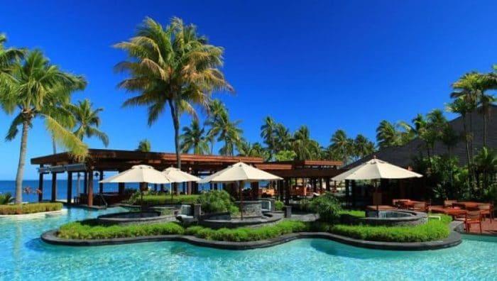 Hermoso resort en Fiji para una luna de miel inolvidable