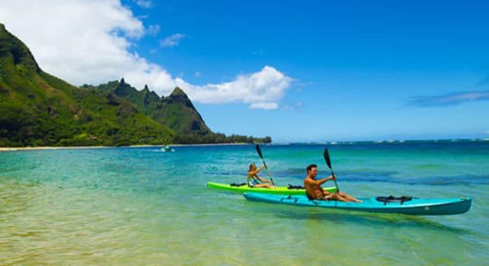Son muchas las actividades que puedes hacer en pareja en Hawaii