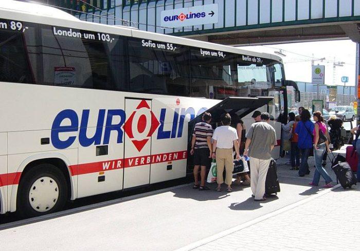 Con más de 32 líneas a su servicio, Eurolines cubre 500 destinos