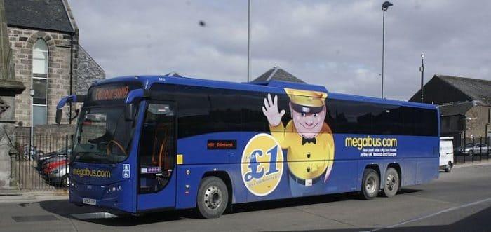 Cómoda manera de viajar en el Megabus