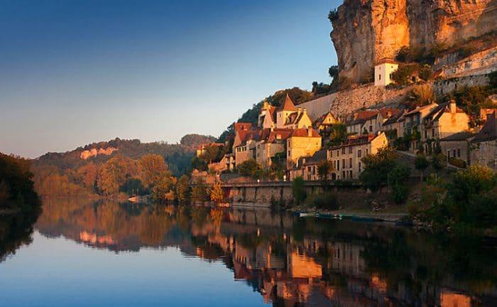 Vista de Beynac-et-Cazenac