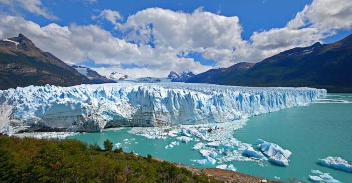 Glaciar Perito Moreno, uno de los destinos más visitados en la Patagonia