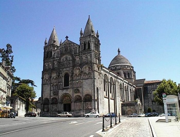 Catedral de Angouleme
