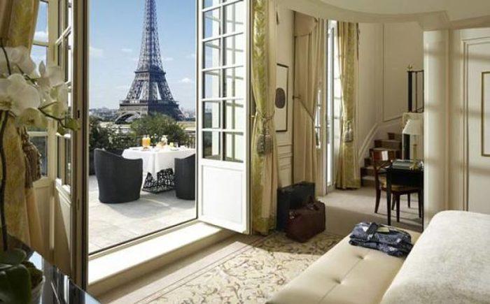 Los hoteles cercanos a las atracciones turísticas siempre serán una buena opción aunque más costosos