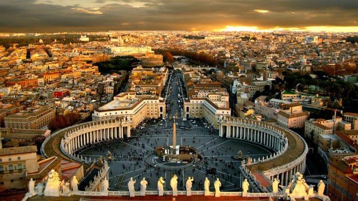 Ciudad del Vaticano, Roma