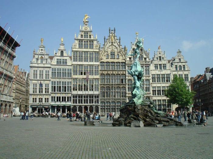 Mercado Grote de Mechelen