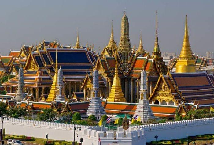 Complejo del Palacio Real de Bangkok