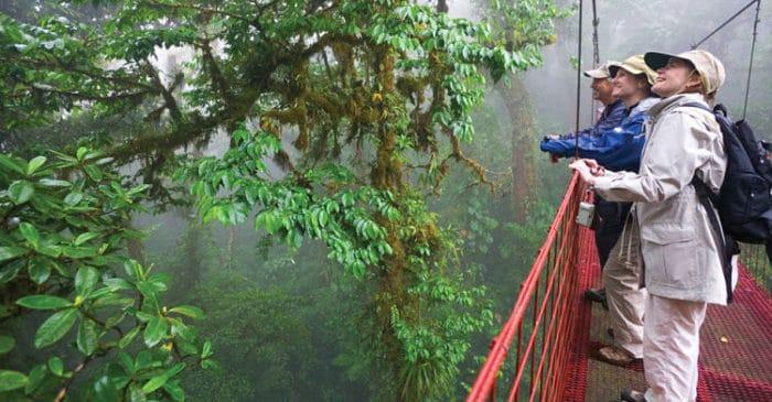 Turismo ecológico en Costa Rica