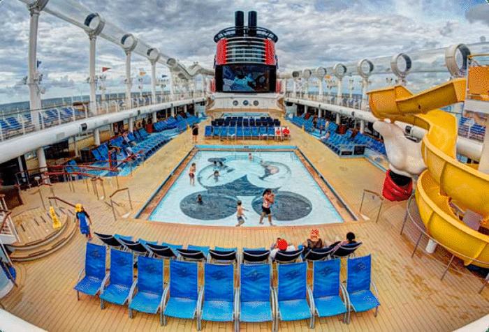 El Disney Cruise s perfecto para los más pequeños