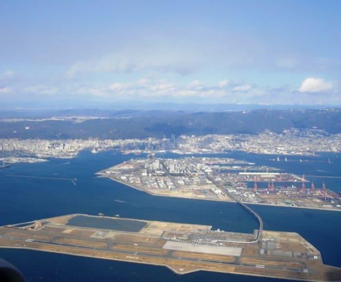 Port Island en Japón