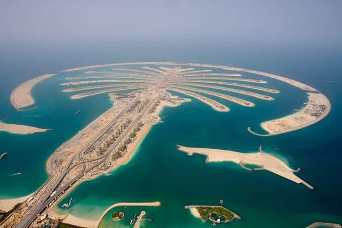 Vista de Palma Jumeirah