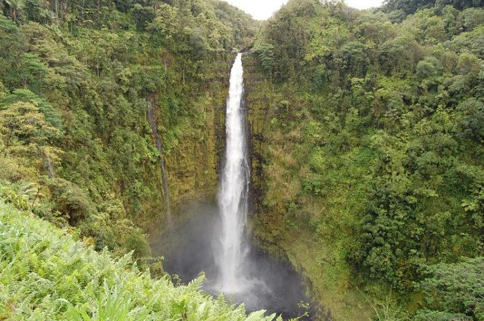 Cataratas de Waihilau