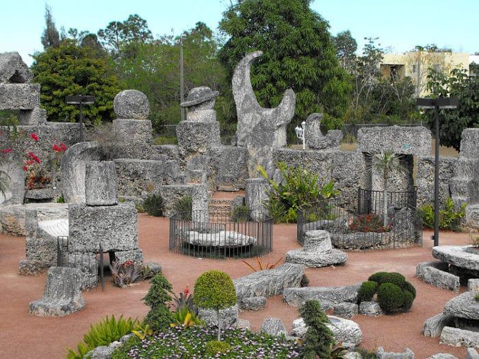 Las enigmáticas estructuras del Castillo de Coral