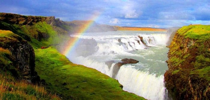Cataratas Gulfoss