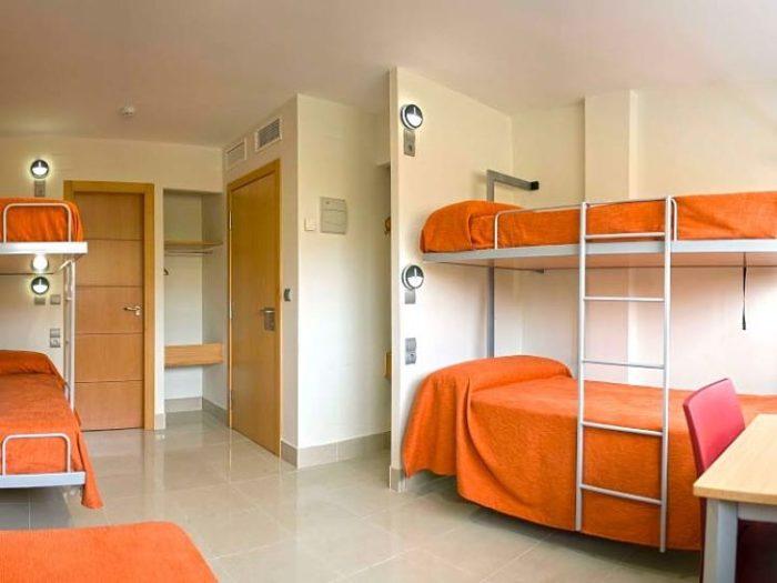 Los hostales son una buena opción para hospedarse en España