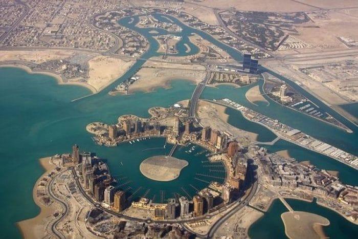 La perla de Qatar