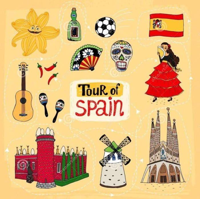Disfruta España!