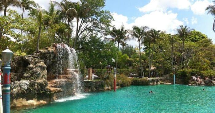 Venetian Pool, piscina pública en Miami