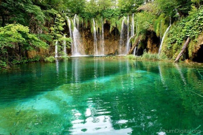 Cataratas de los lagos de Plitvice