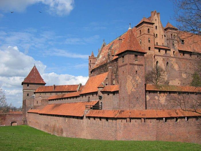 Complejo del Castillo Malbork