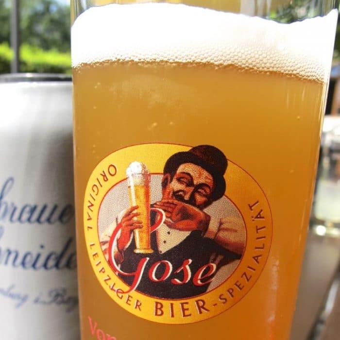 Leipzig Gose, la cerveza más popular de la ciudad
