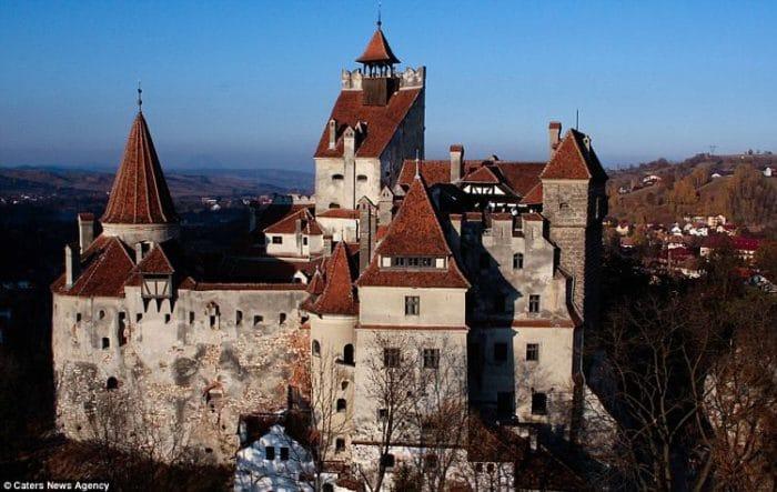 Castillo Bran o Castillo de Drácula